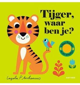 Boek - Tijger, waar ben je?