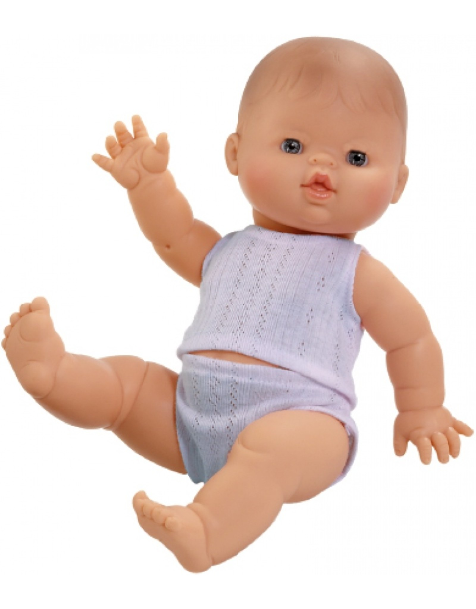 Poala Reina Pop - Gordi jongen (blank), ondergoed 34cm