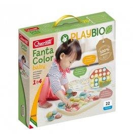Play Bio - Fanta color Baby Insteekmozaiek (22-delig)