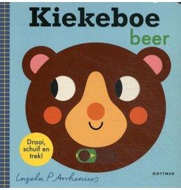 Boek - Kiekeboe beer