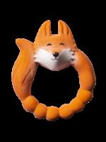 Natruba Natruba - Teether Fox Orange