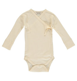 MarMar MarMar - Body Mini LS - Off White