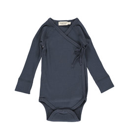 MarMar MarMar - Body Mini LS - Blue