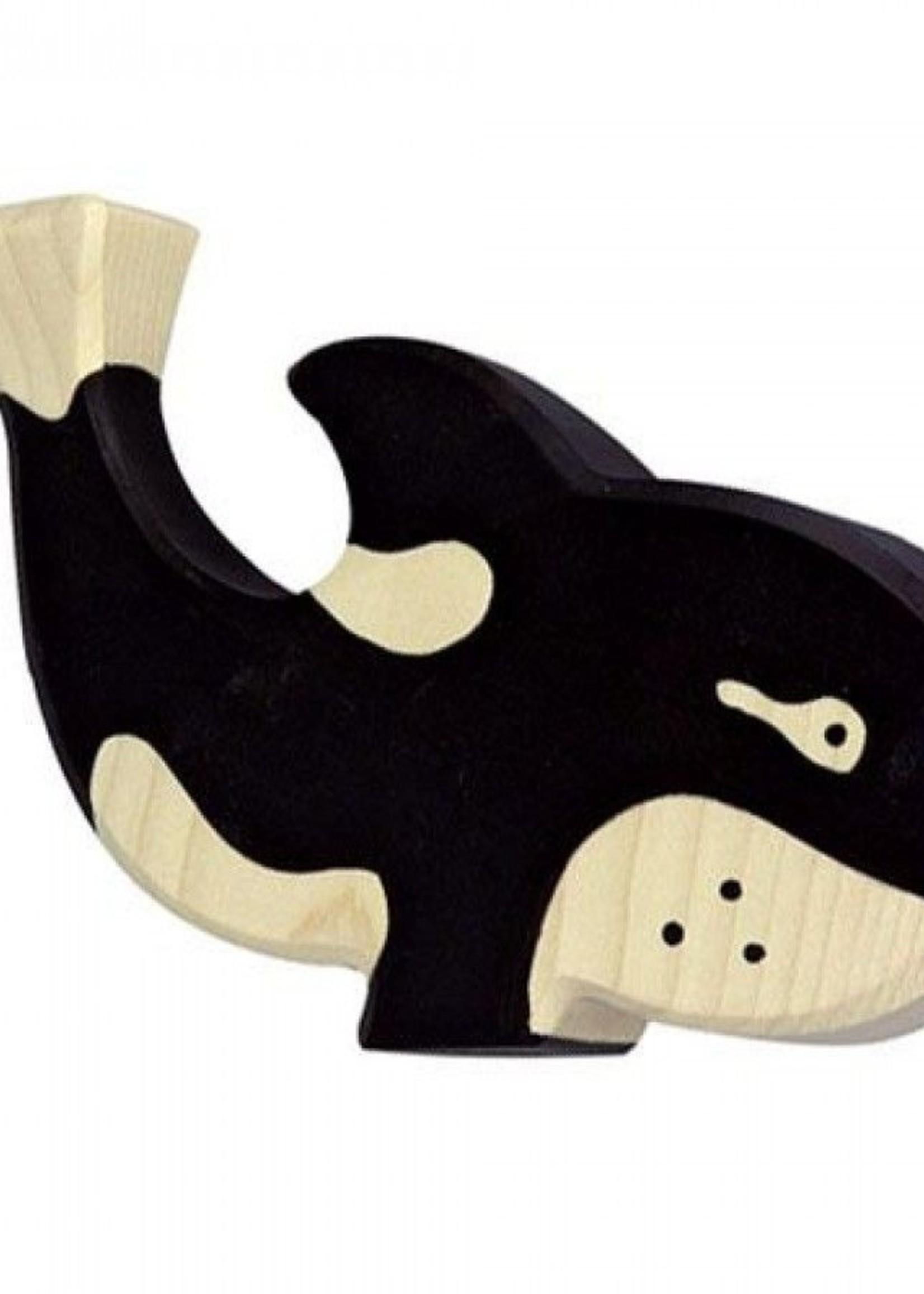 Holztiger Holztiger - Orka