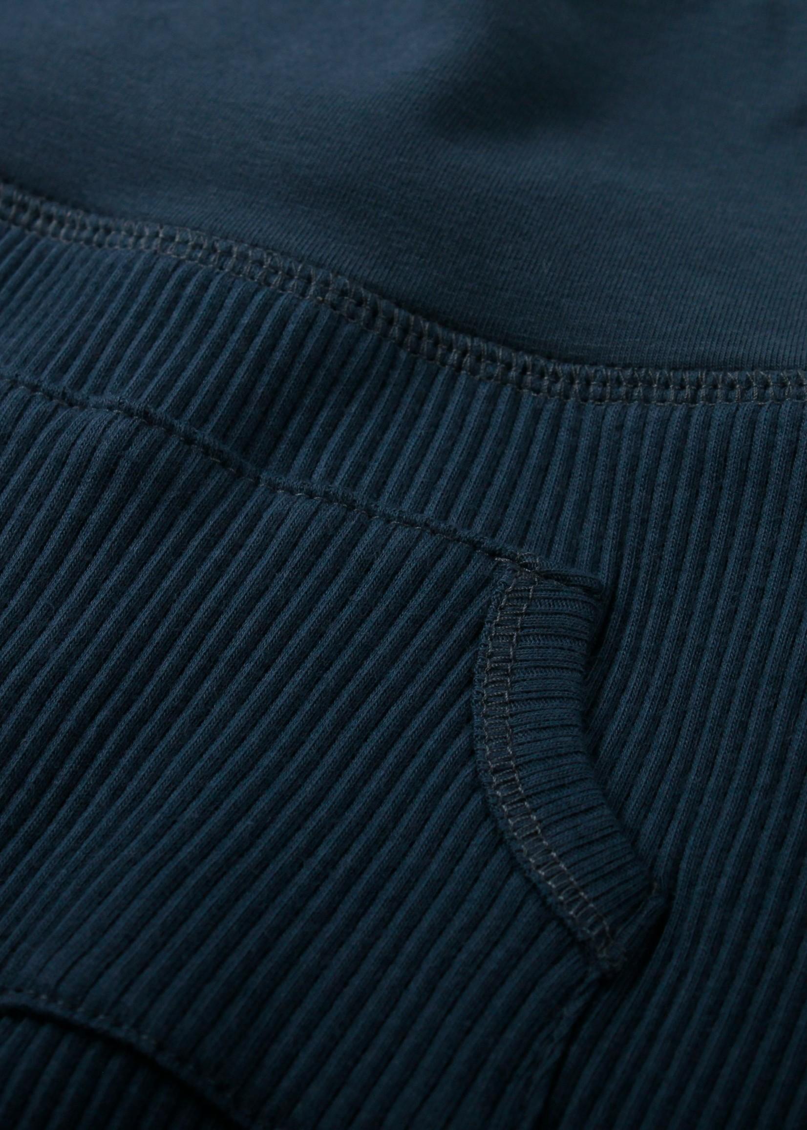 Müsli Müsli - Cozy rib pocket pants - Midnight