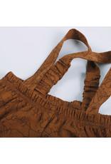 Müsli Müsli - Rhino suspender pants - Ocher