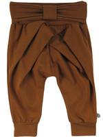 Müsli Müsli - Cozy me bow pants baby - Ocher