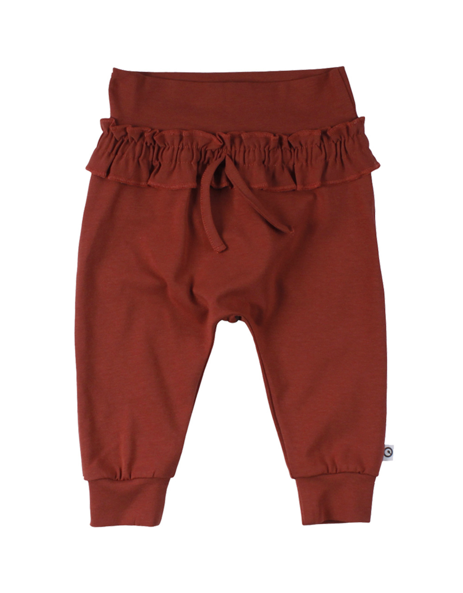Müsli Müsli - Cozy me string pants - Russet