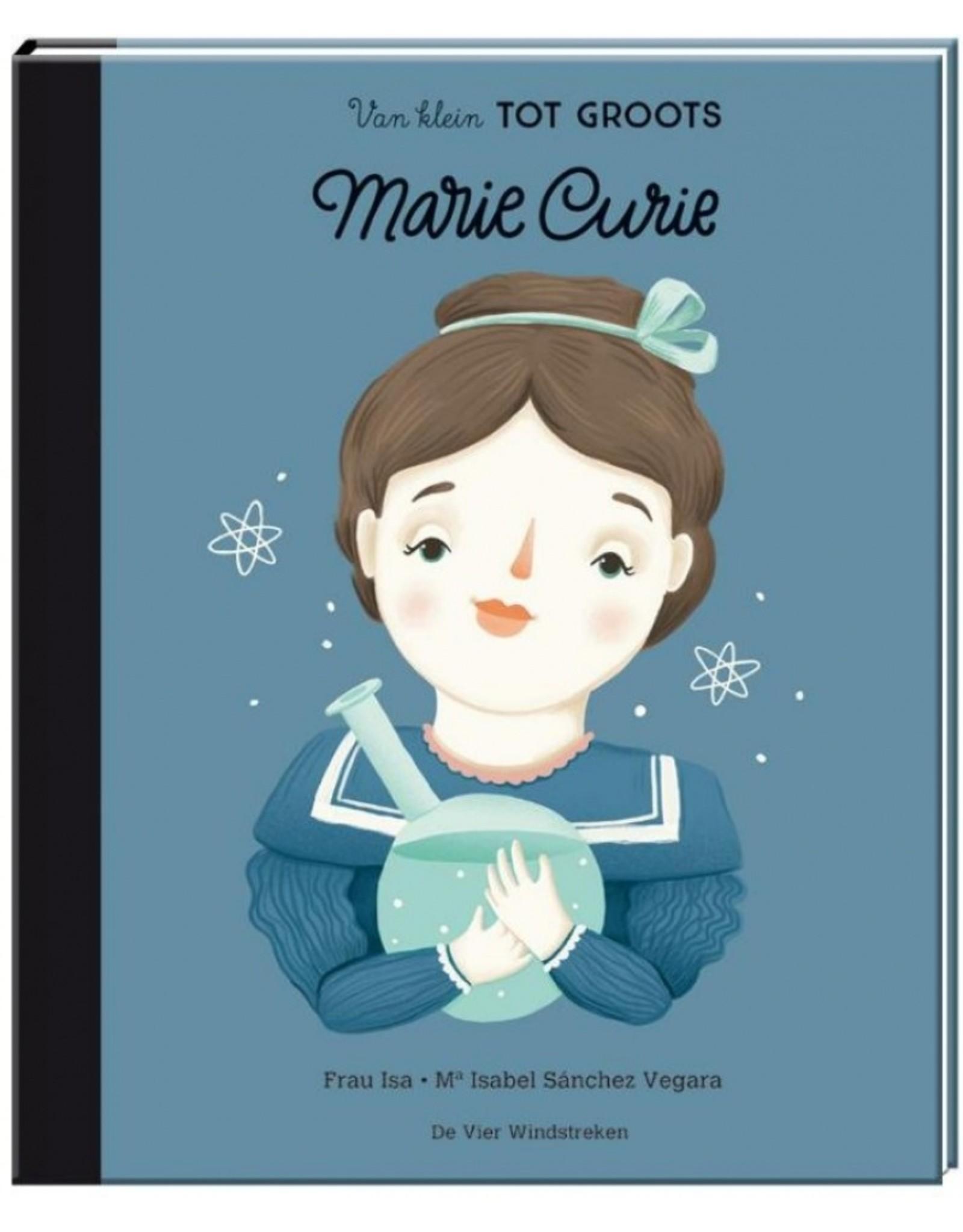 Boek - Van klein tot groots - Marie Curie