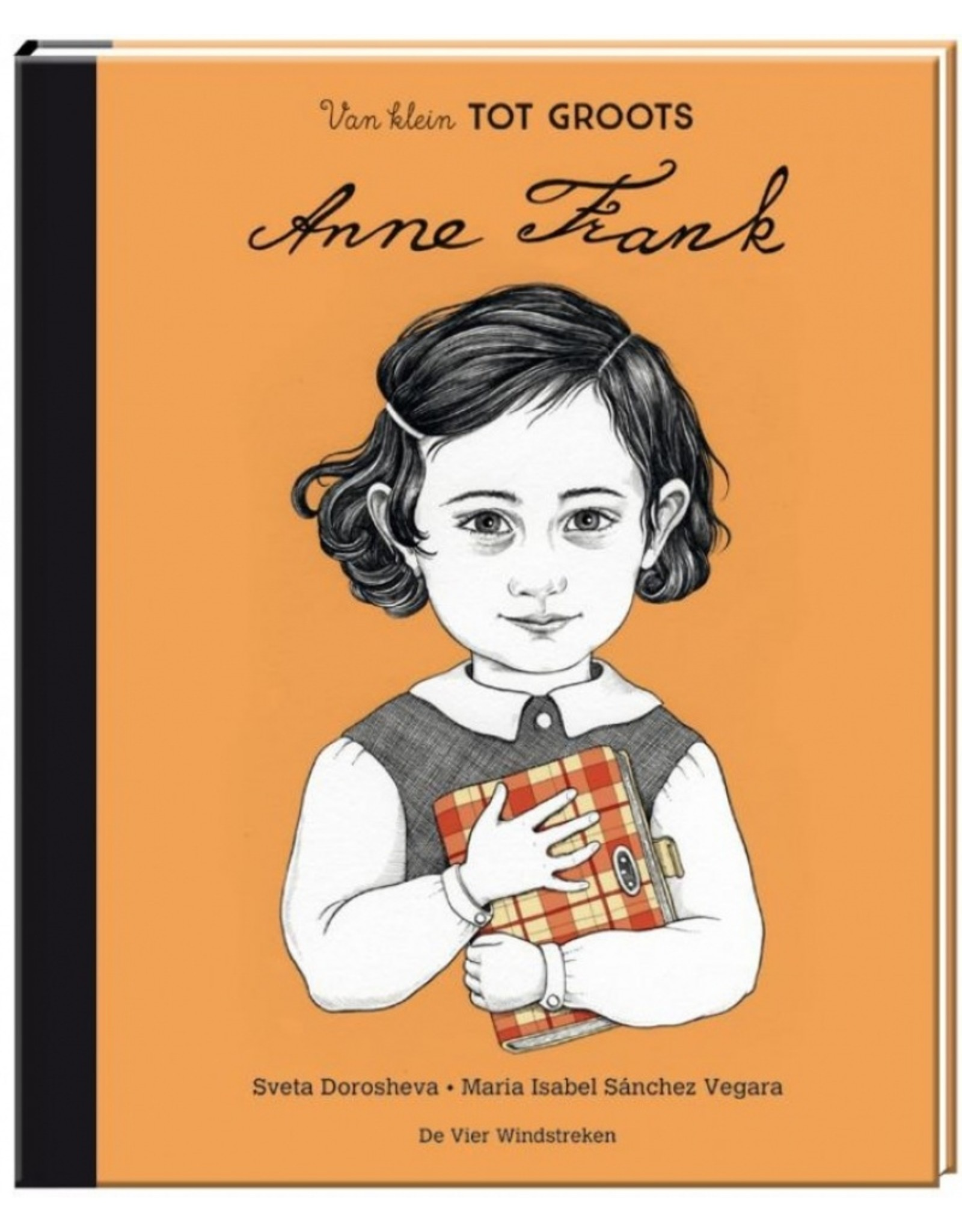 Boek - Van klein tot groots - Anne Frank