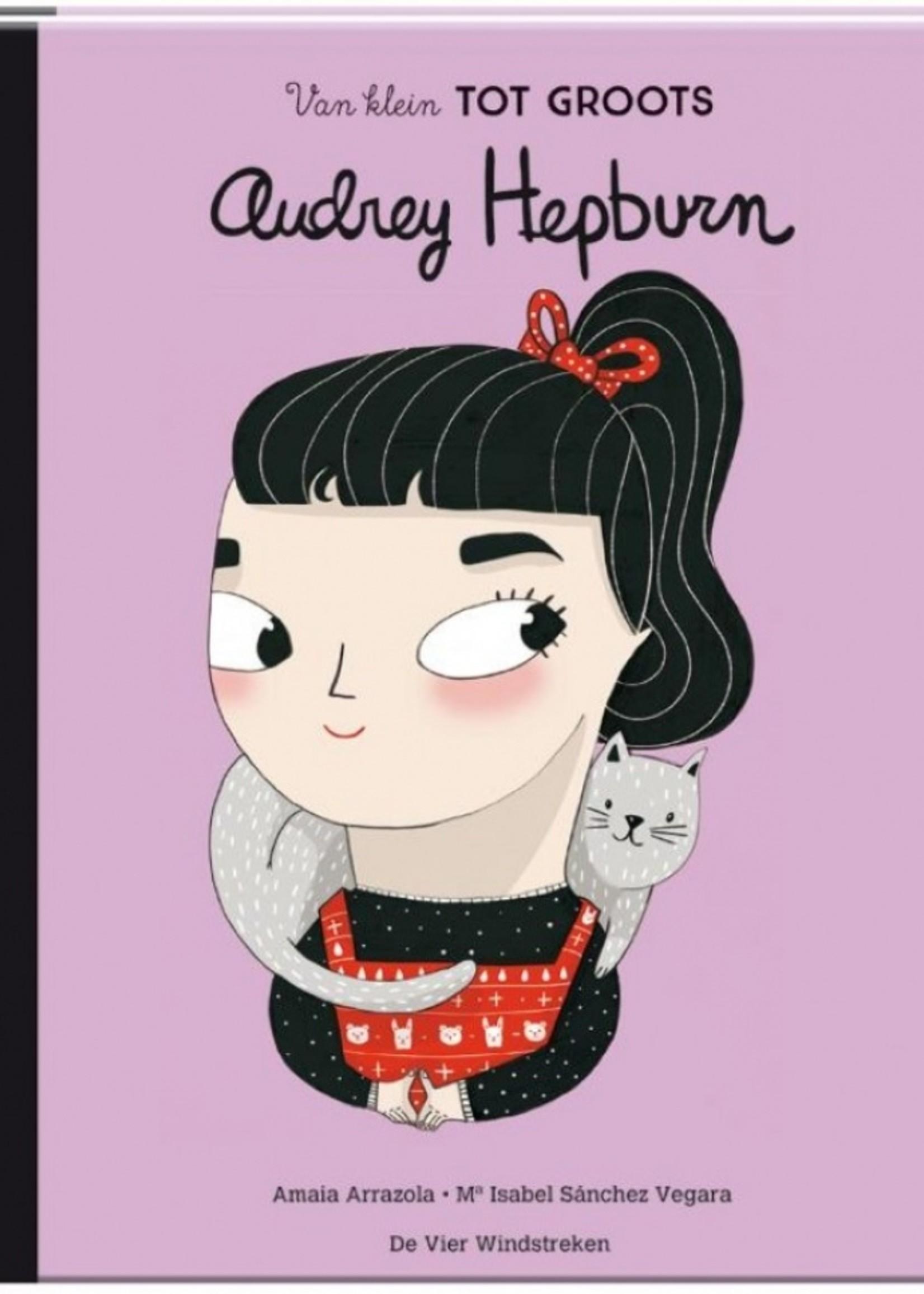 Boek - Van klein tot groots - Audrey Hepburn