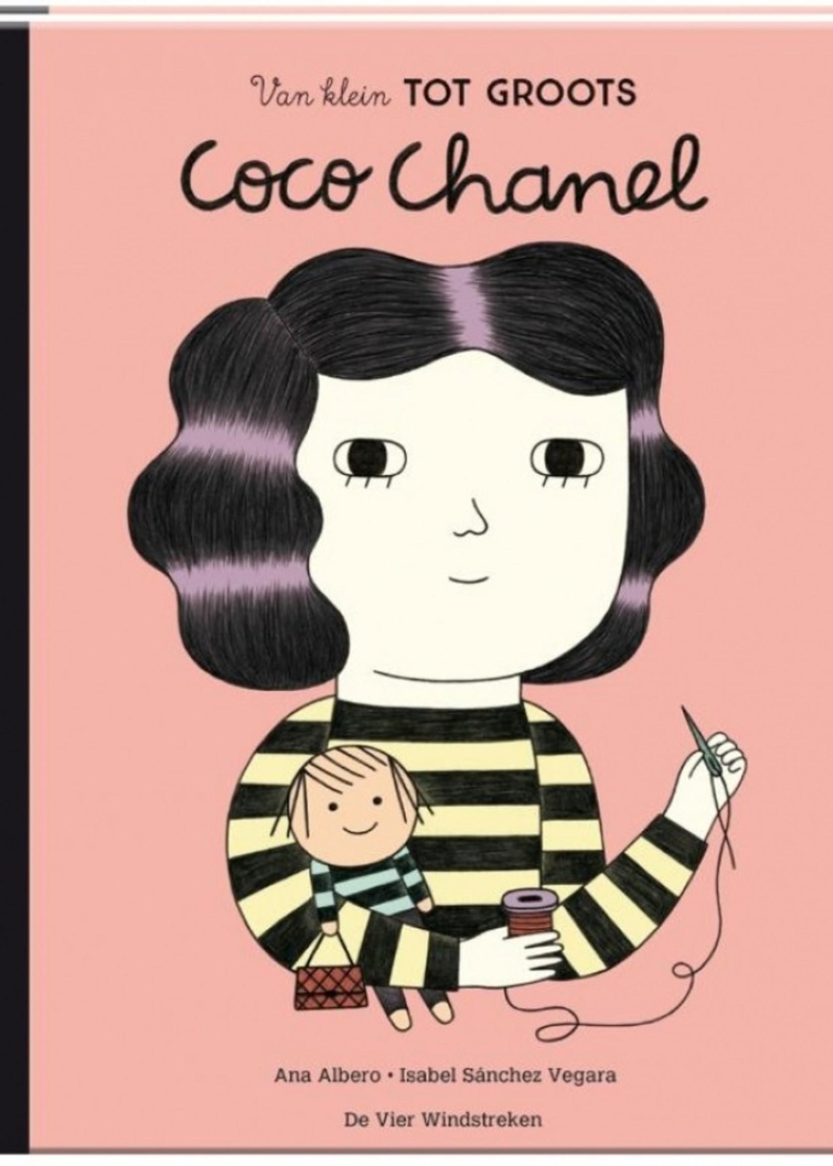 Boek - Van klein tot groots - Coco Chanel