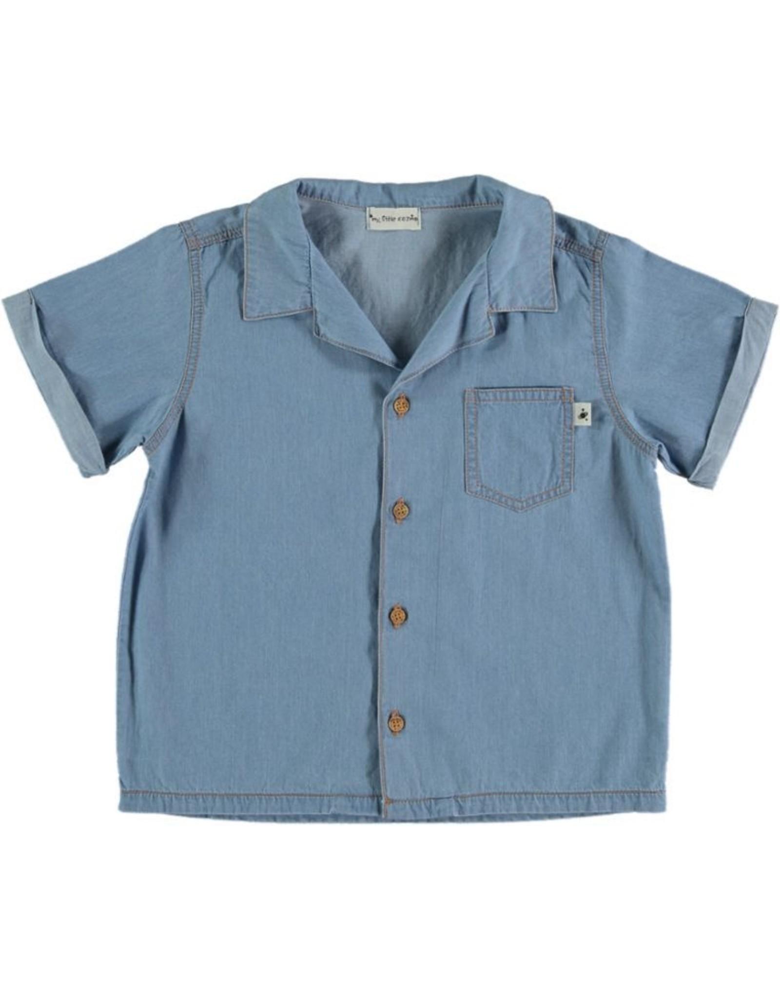 My Little Cozmo My Little Cozmo - Carterk110 - Bleach Blue