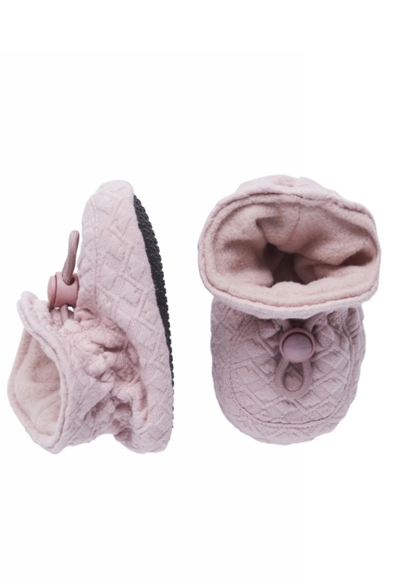 MP Denmark Jaquard slippers - Alt Rosa