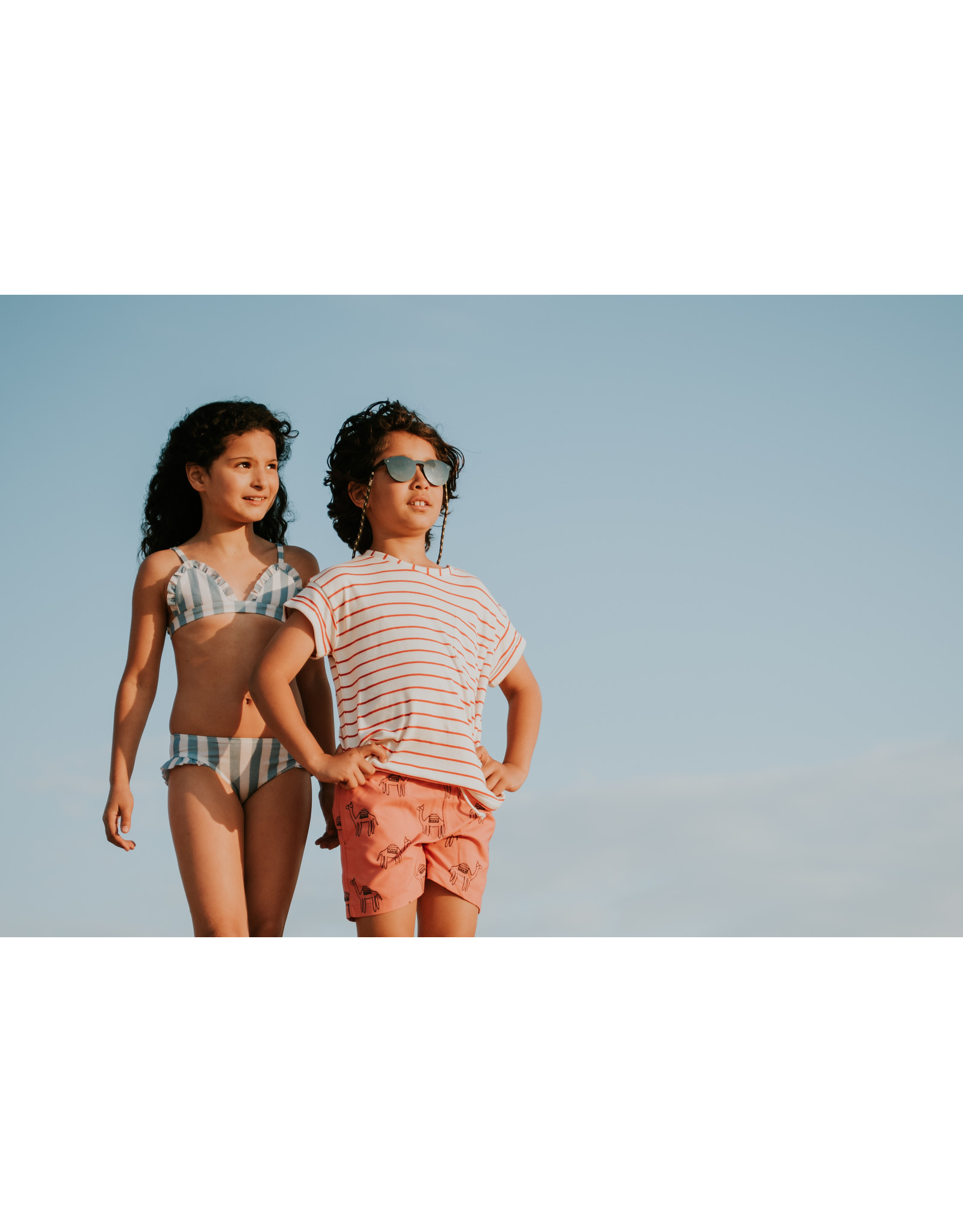 Sproet & Sprout SS - Swimshort Camel