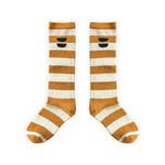 Sproet & Sprout SS - High Socks Stripe Desert