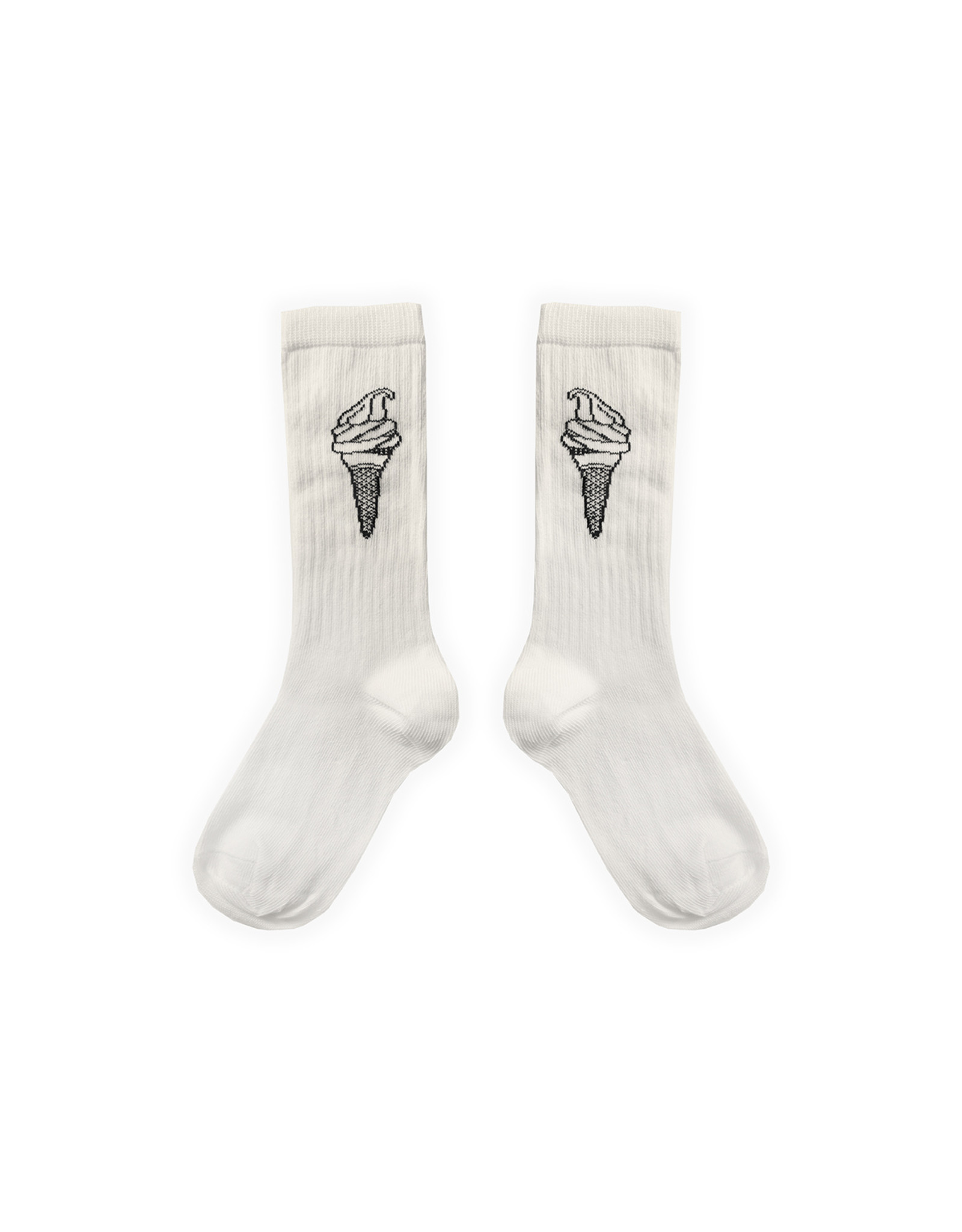 Sproet & Sprout SS - Sport Sock Ice Cream Off-White