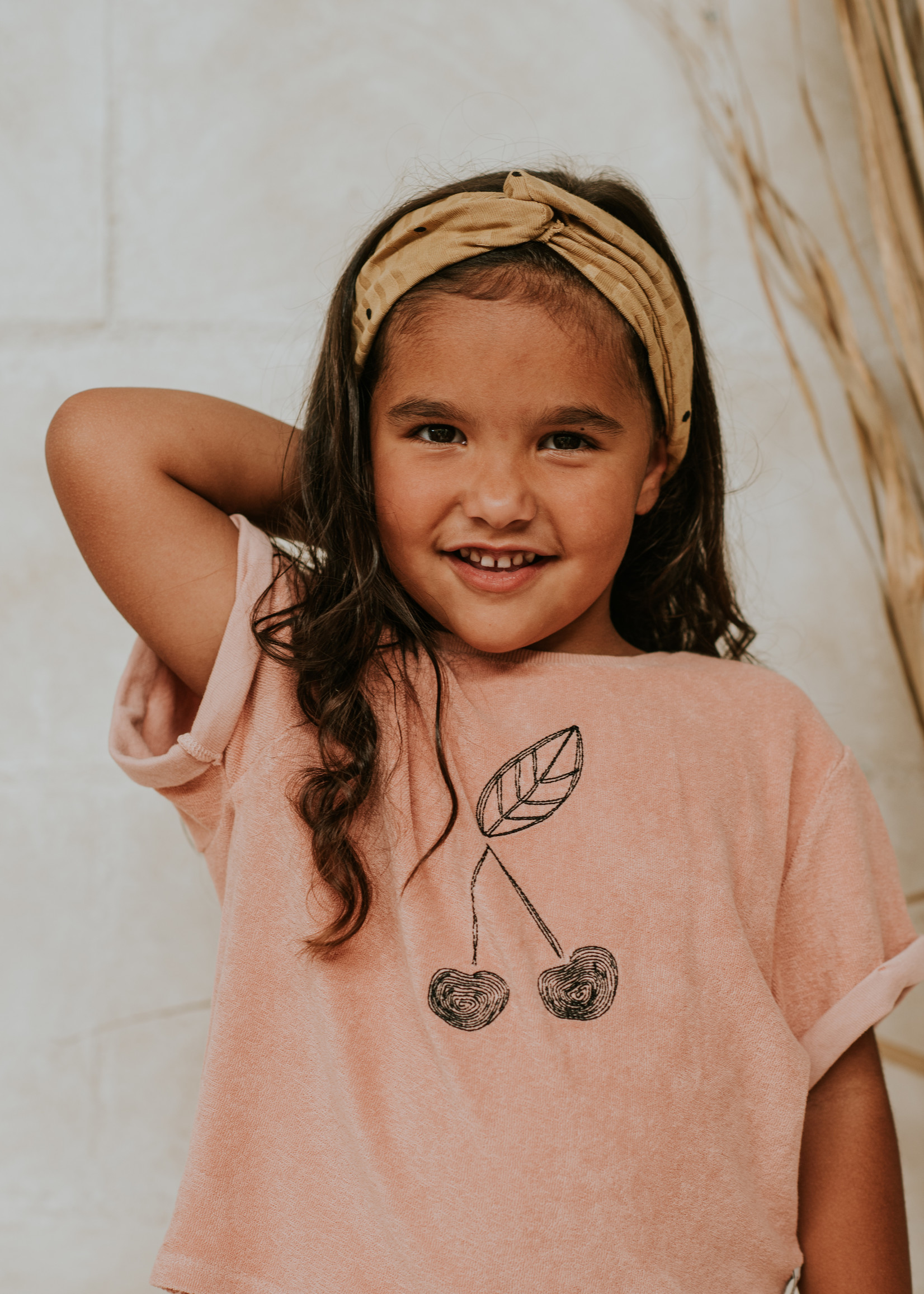 Sproet & Sprout SS - Turban Headband Dots Desert