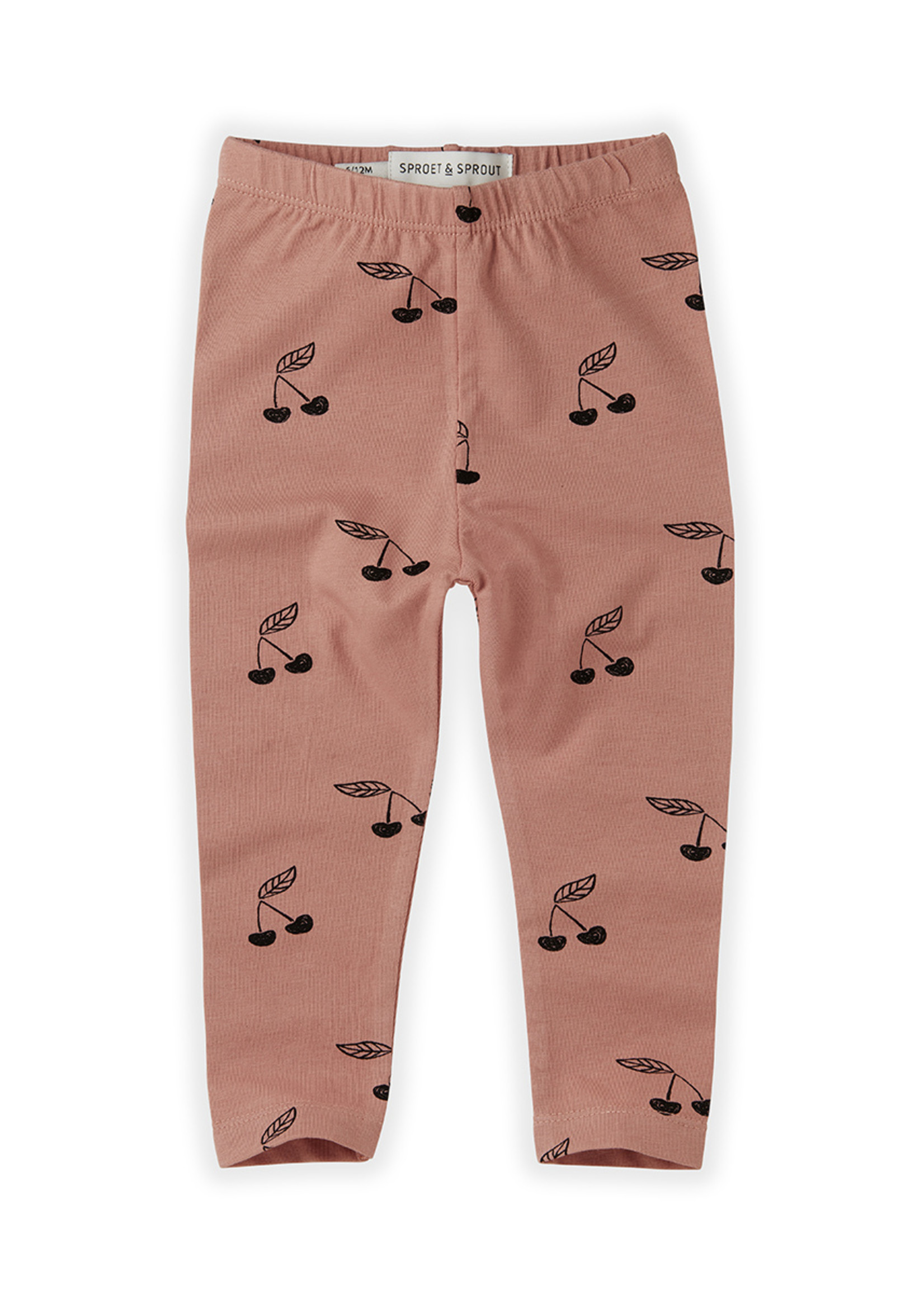 Sproet & Sprout SS - Legging Print Cherry