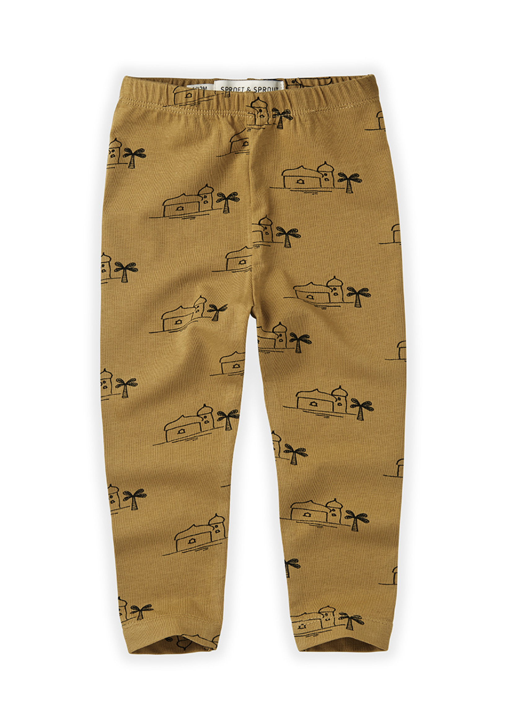 Sproet & Sprout SS - Legging Print Oasis