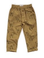 Sproet & Sprout SS - Woven Pants Camel Print