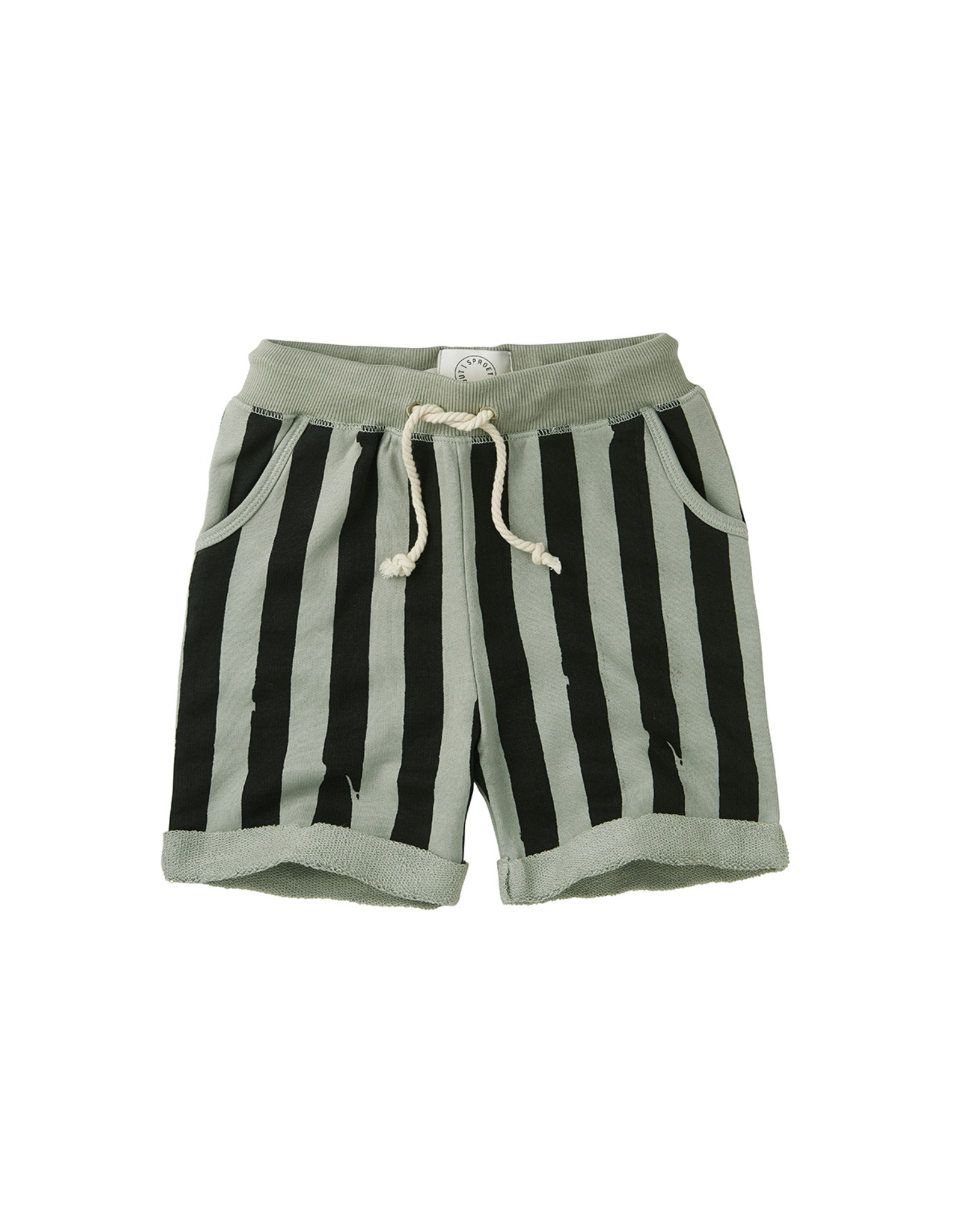 Sproet & Sprout SS - Short Painted Stripe