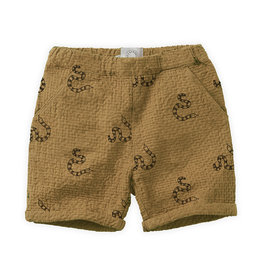 Sproet & Sprout SS - Short Snake Print