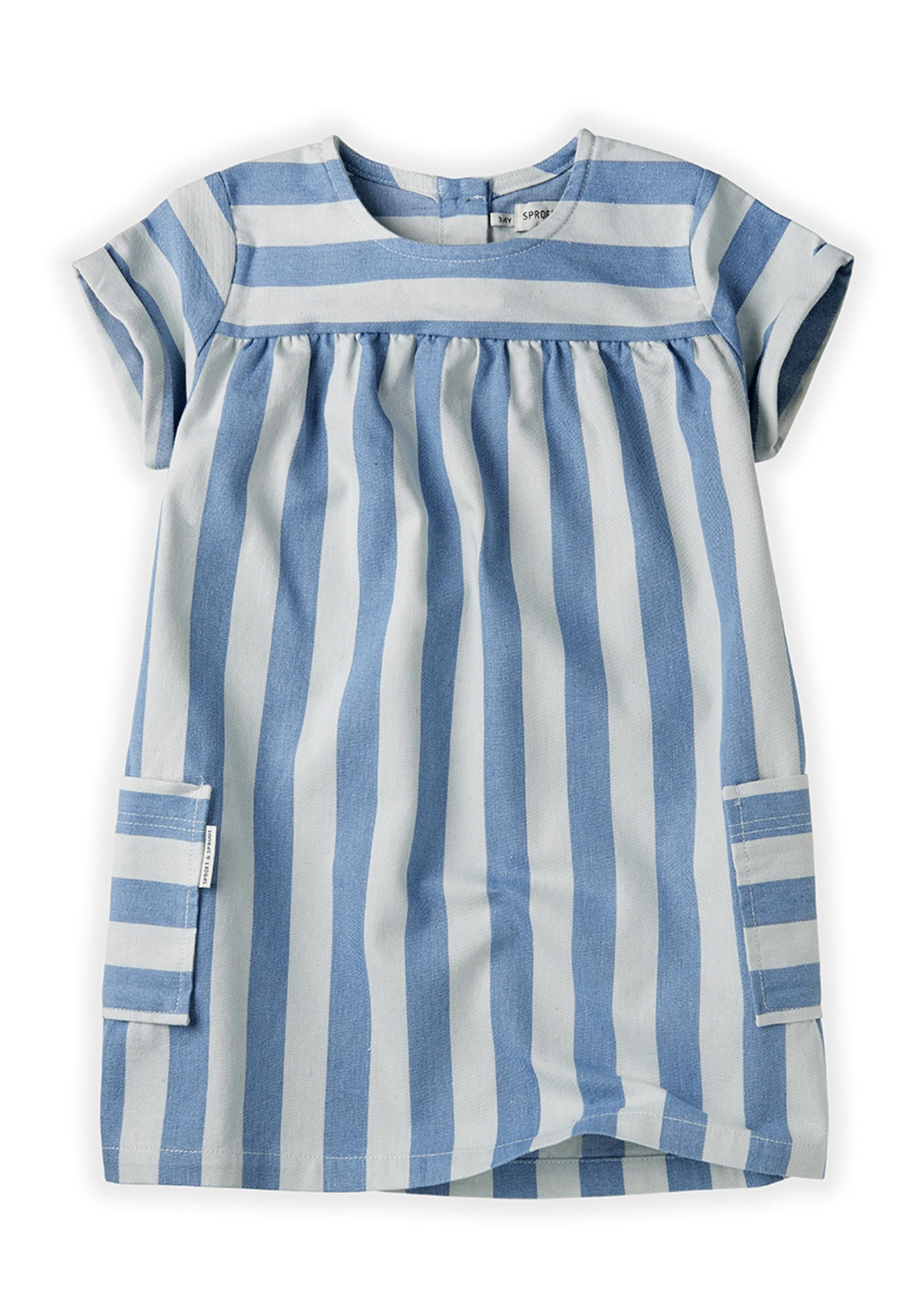Sproet & Sprout SS - Dress Denim Stripe