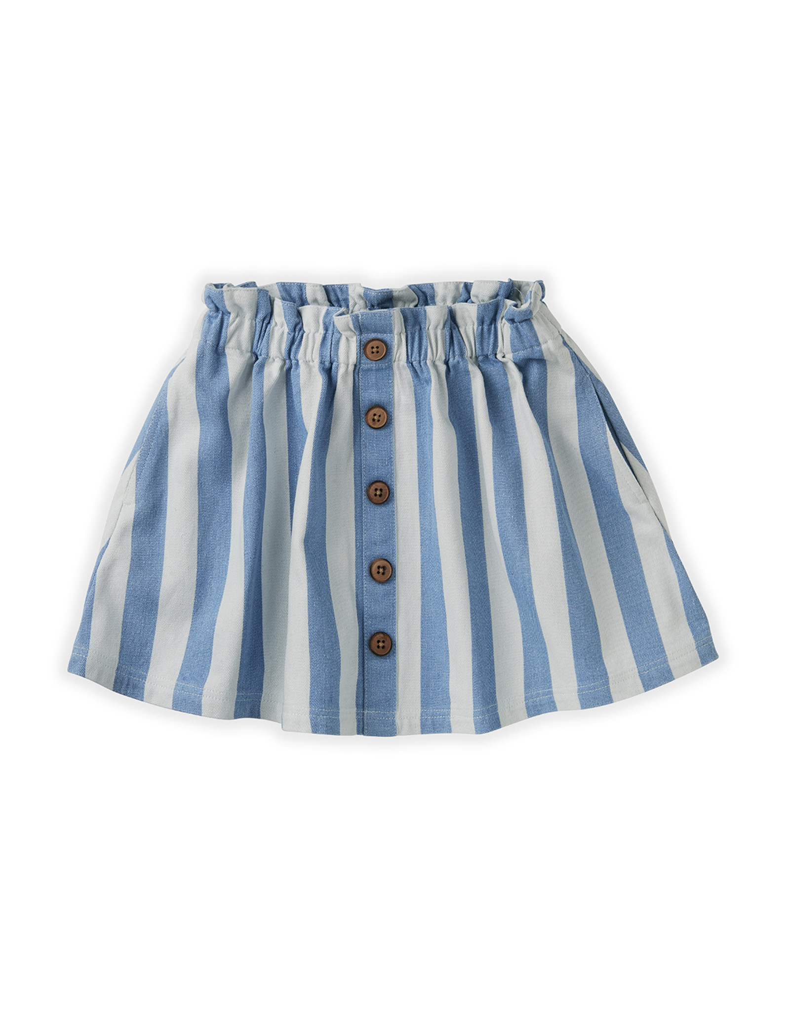 Sproet & Sprout SS - Skirt Denim Stripe