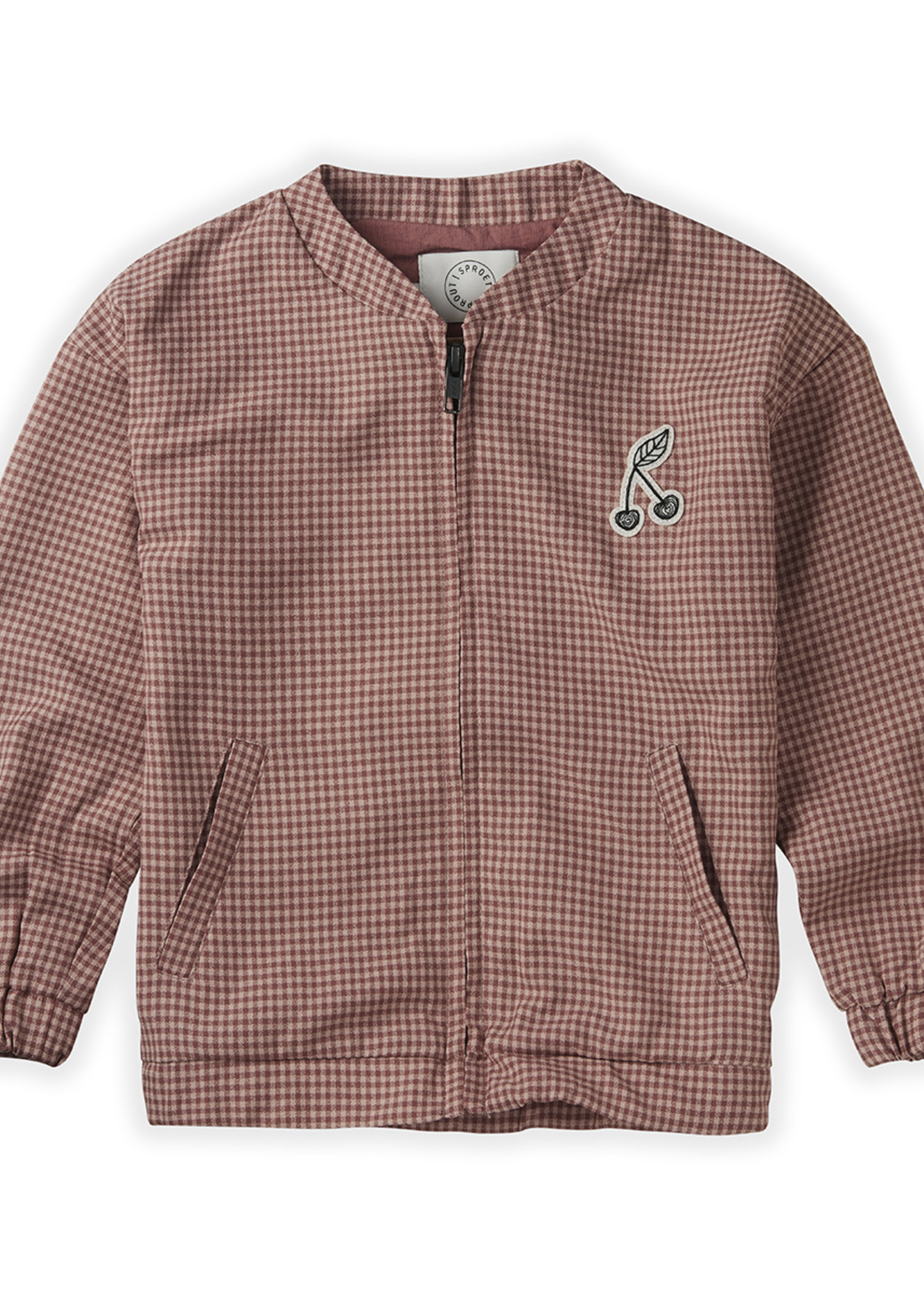 Sproet & Sprout SS - Jacket Mini Check