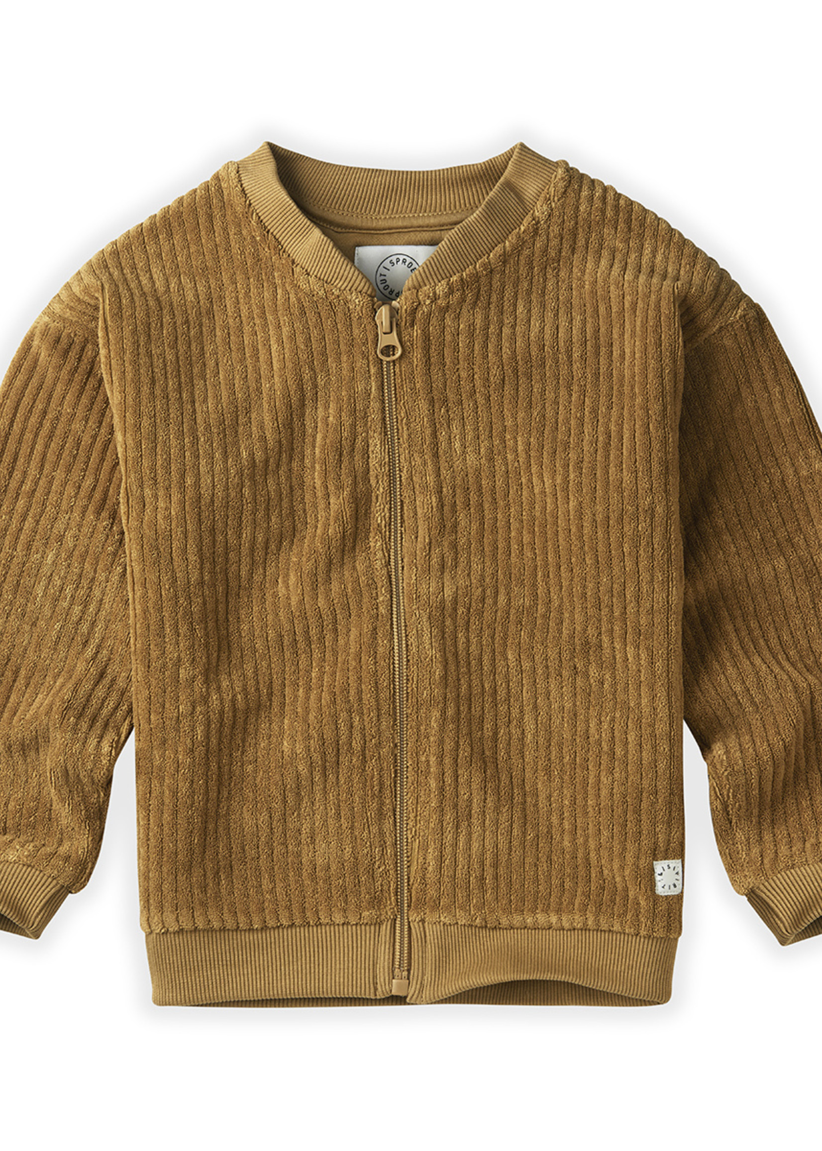 Sproet & Sprout SS - Jacket Quilted Terry Oasis