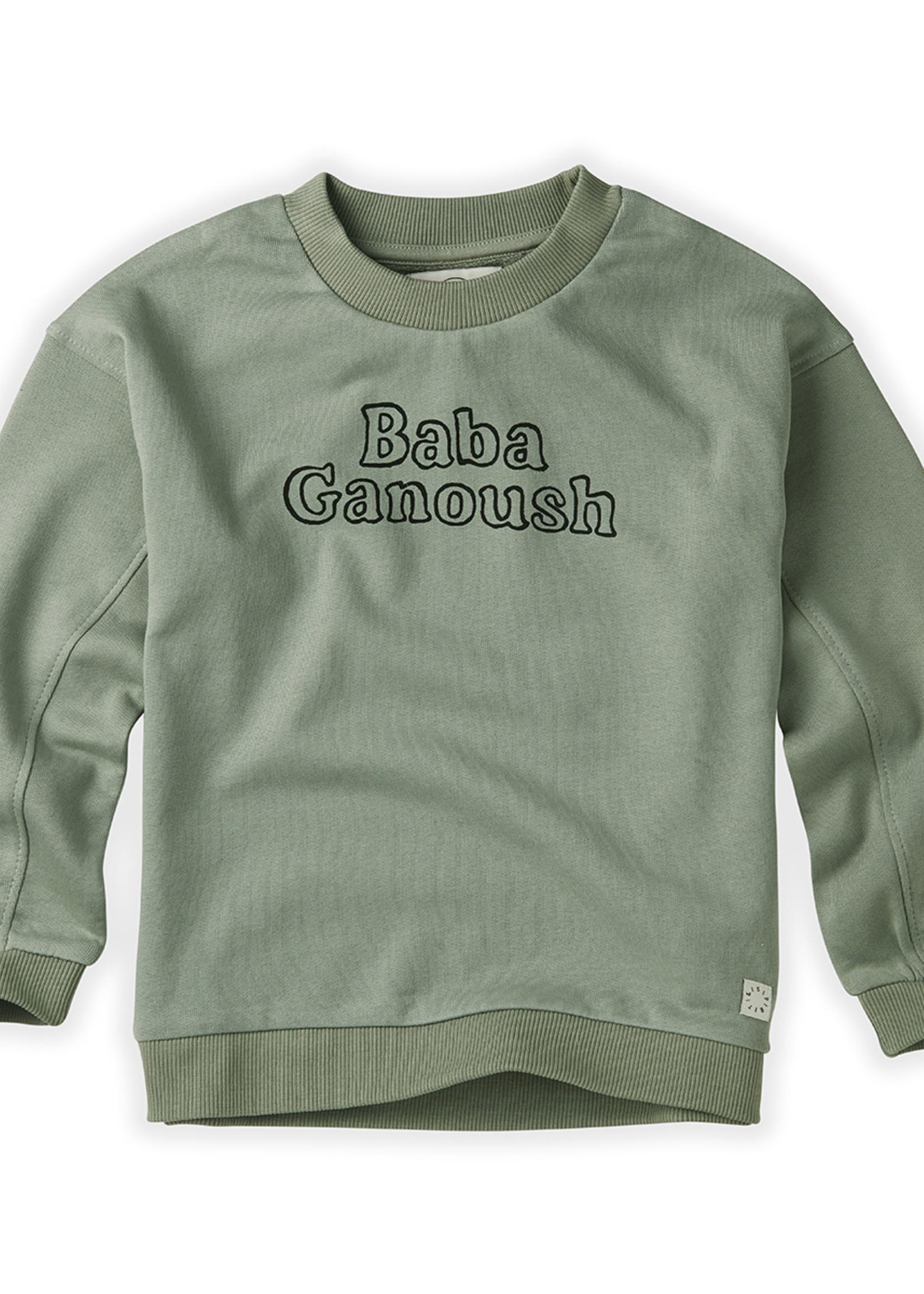 Sproet & Sprout SS - Sweatshirt Baba Ganoush