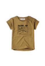 Sproet & Sprout SS - T-shirt Desert Sun