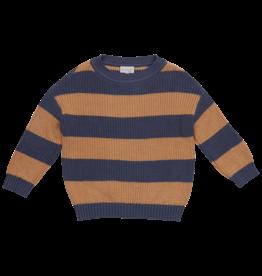 Blossom Kids BK - Knitted Jumper - Chuncky Stripes