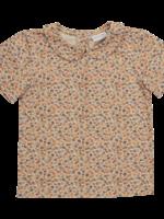 Blossom Kids BK - PeterPan ShirtShortSleeve Aquarel Flower