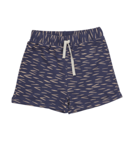 Blossom Kids BK - Shorts ZigZag Royal Blue