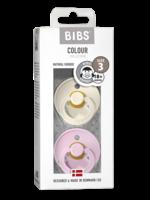 Bibs Bibs - Blister - Ivory/Pink maat 3