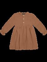 House of Jamie HOJ - High Waist Dress Burnt Ginger