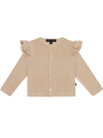 House of Jamie HOJ - Girls Cardigan Oatmeal