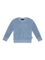 House of Jamie HOJ - Crewneck Sweater Faded Denim