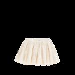 House of Jamie HOJ - Lace Skirt Cream & Lace