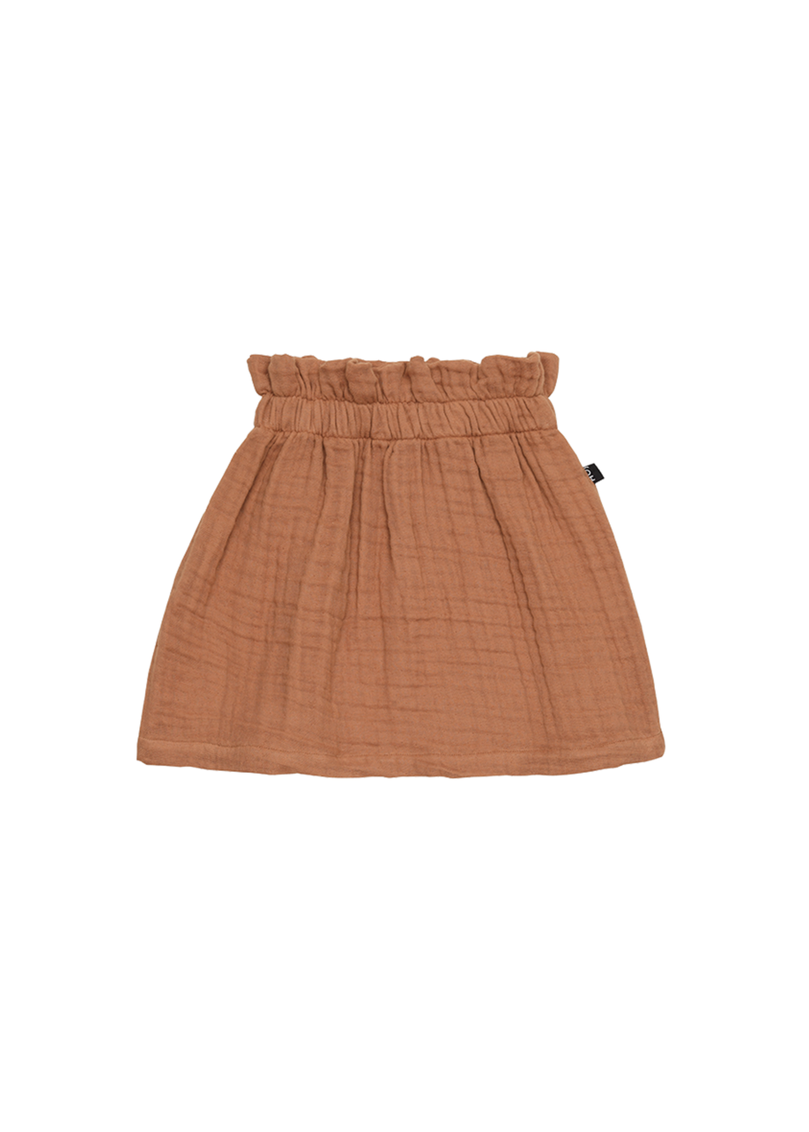 House of Jamie HOJ - Summer Paperbag Skirt Burnt Ginger