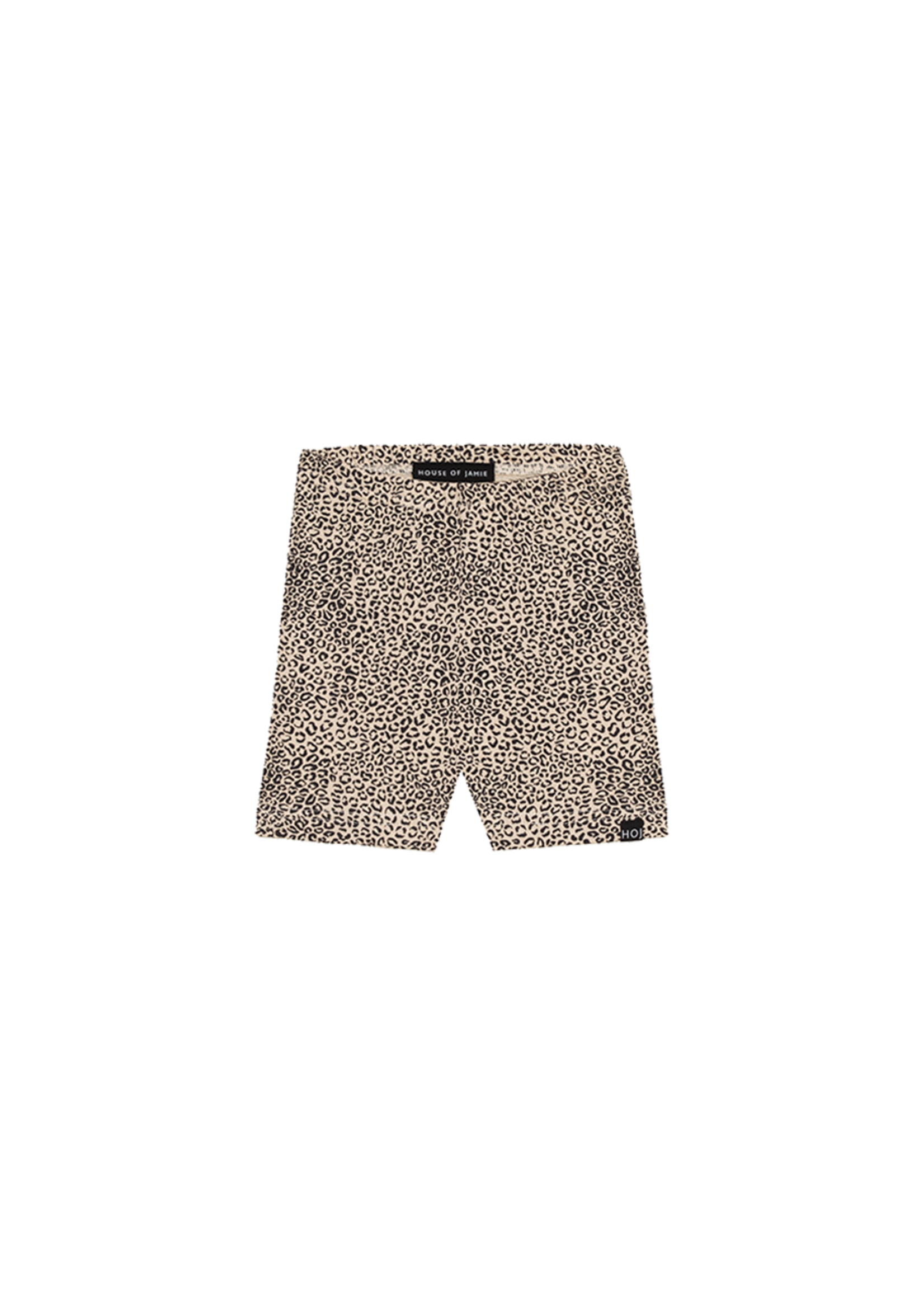 House of Jamie HOJ - Biker Shorts Charcoal Little Leo