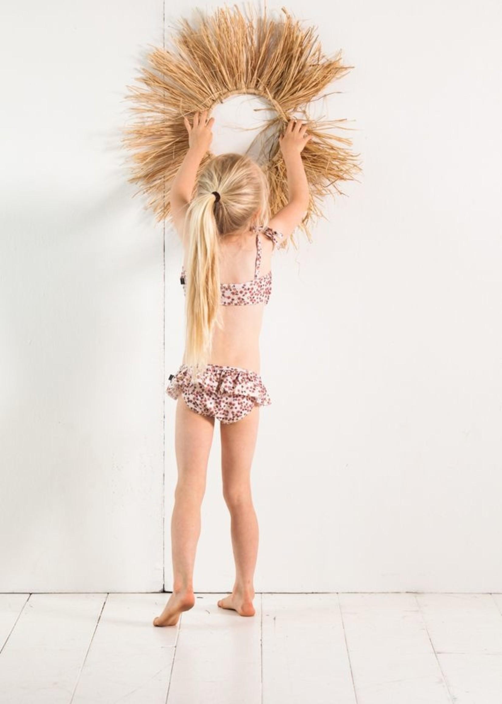 House of Jamie HOJ - Fringe Bikini Golden Rose Dawn Bloss