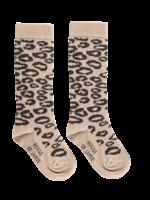 House of Jamie HOJ - Knee Socks Caramel Leopard