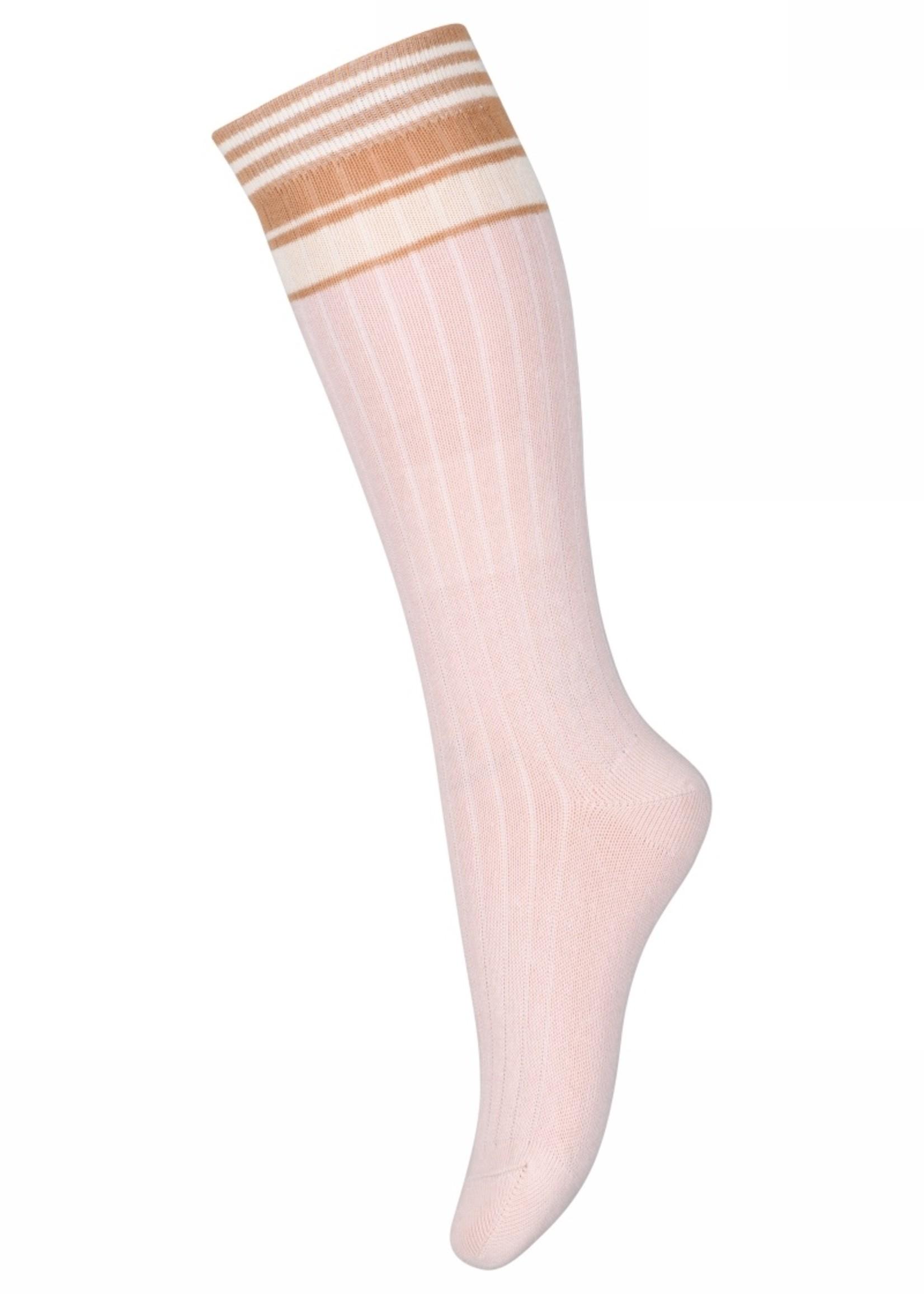 MP Denmark Bibi knee socks - Rose Dust