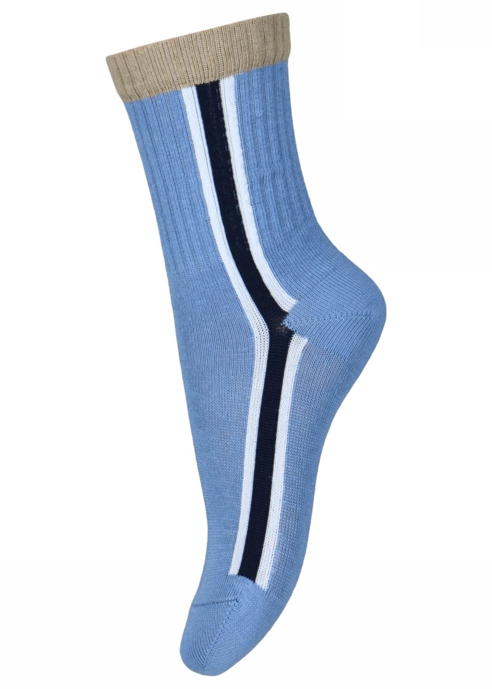 MP Denmark Kai socks - Captains Blue