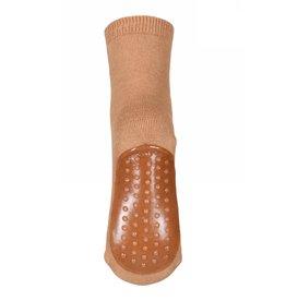 MP Denmark Cotton socks with anti-slip - Apple Cinnamon
