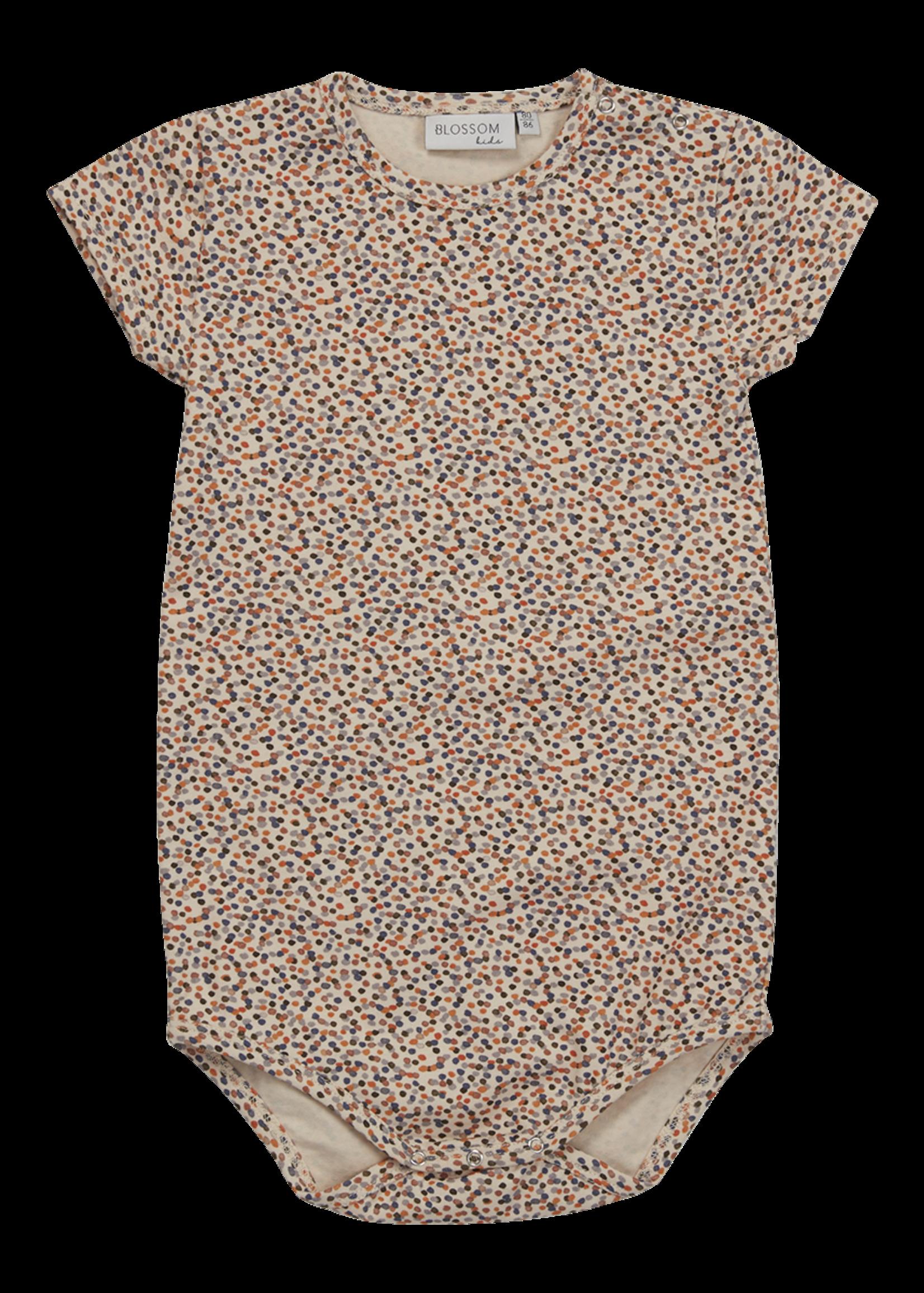 Blossom Kids BK - Body short sleeve - Confetti Blossom