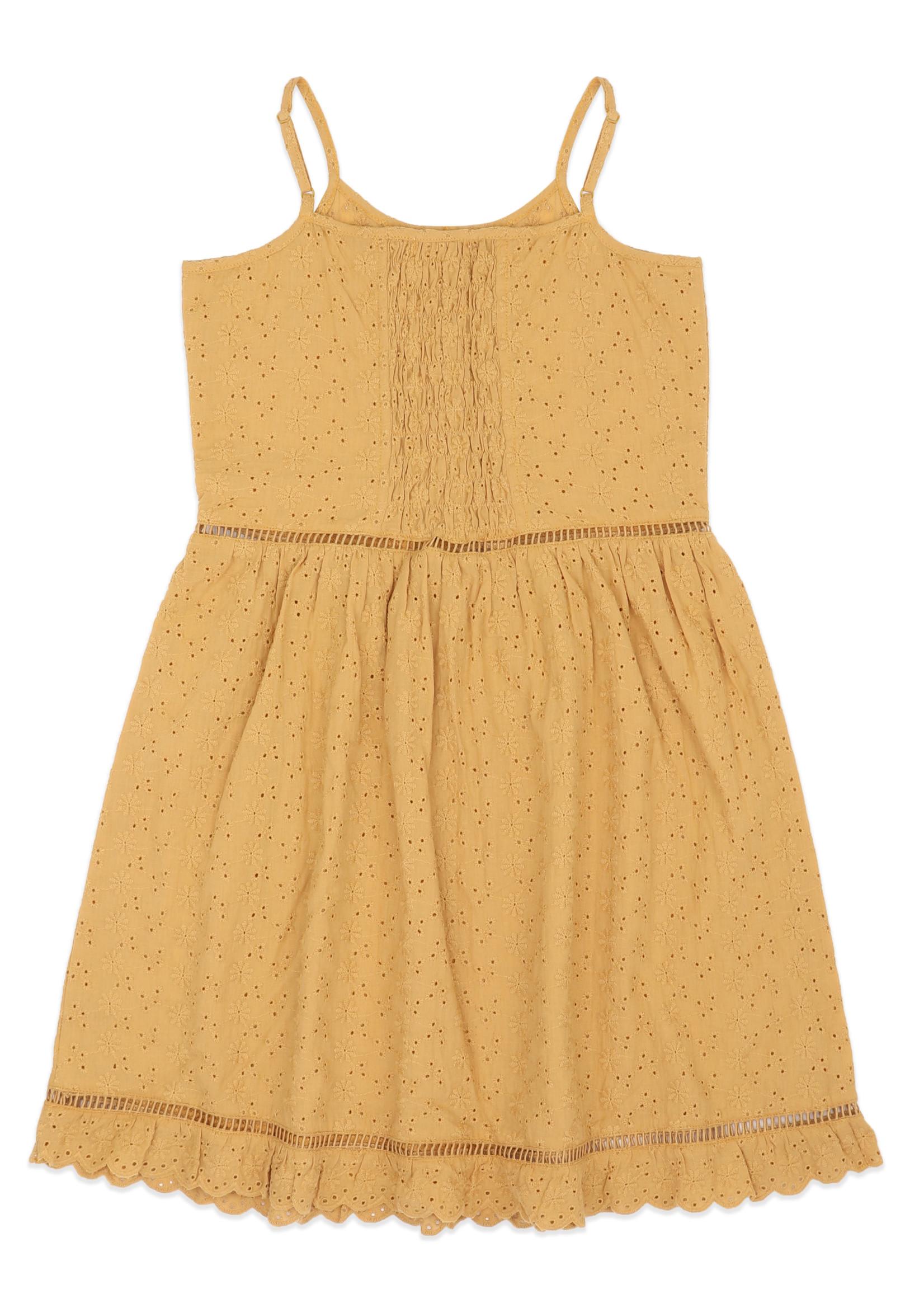 Ammehoela AM-Lenna-01-Mustard-Yellow